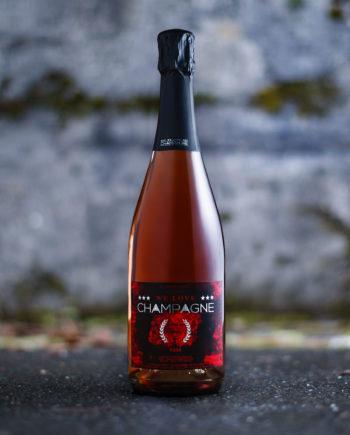 Champagne Rosé Premier Cru Club Edition