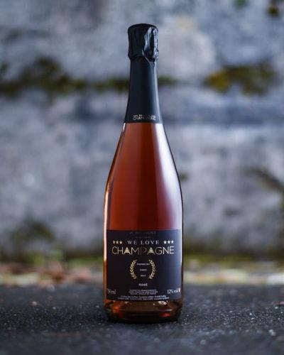 Champagner Rosé Club Edition