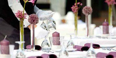 Champagner für Catering und Cateringunternehmen